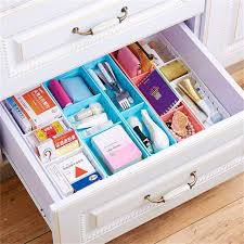 Desk Drawer Organizer Plastic Desk Organizer Memo Pen Storage Box Stationery Desk