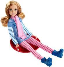 barbie sisters winter getaway fashion dolls toys