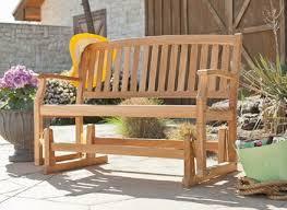 patio glider bench treenovation soapp culture