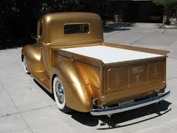 Classic Ford Truck 1940 - 1940 ford pickup of george poteet by fastlane rod shop rear