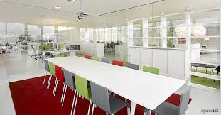 White Meeting Table Oak Multipli Meeting Room Table Office Meeting Table Deco