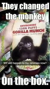 Gorilla Munch Meme - rip jimmie rustler meme by mopexd memedroid