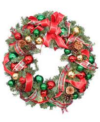 festive wreath gift flower shop