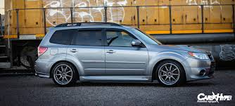 forester subaru 2003 carshype com run forrester run dominique u0027s sti swapped