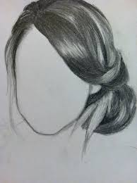 how to draw hair arte pinterest draw hair drawings and sketches