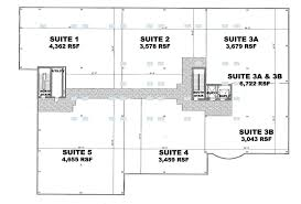 Floor Plan Of Office Building The Mulvaney Medical Office Building Property Profile