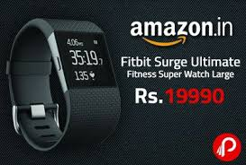 fitbit black friday amazon amazon brings fitbit surge ultimate fitness super watch large