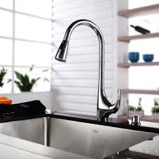 Krauskitchen Setsstainless Magnificent Kitchen Sink And Faucet - Kitchen sink and faucet sets