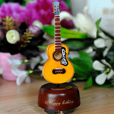 Personalized Music Box Personalized Music Box For Men Guitar Style Music Box Cool