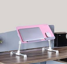 Pink Laptop Desk Pink Portable Laptop Table Stand Desk Just Pink About It