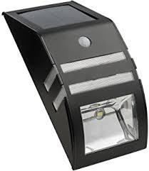 Solar Lantern Lights Costco - 4 pack solar powered led accent security light black amazon com