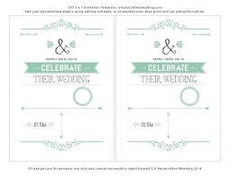 designs free printable invitation templates ms word download