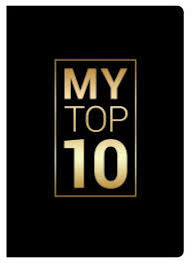 my top ten by piccadilly enterprises hardcover barnes noble