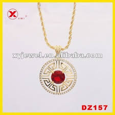 Arabic Name Necklace 18k Gold Sun Pendant Arabic Name Necklace Red Coral Jewelry Buy