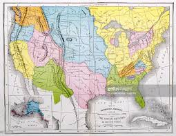 map of aboriginal america u0027 pictures getty images