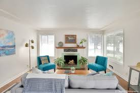 just listed charming mid century ranch living room realty charming mid century ranch