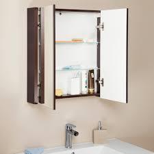 Icona Classic Chestnut Bathroom Mirror Cabinet Mm Width - Bathroom cabinet mirrored