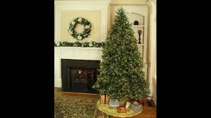 artificial christmas trees small youtube