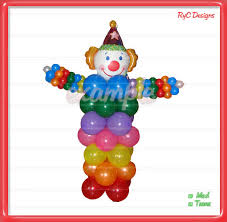 clown baloons second marketplace payaso de globos clown balloons dollarbie