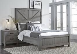 Gray Platform Bed Warwick Bed Rustic Grey U2013 Apt2b
