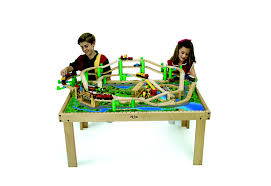 Thomas The Train Play Table N51n Nilo Multi Activity Childrens Play Table Lego Tables