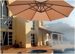 Patio Half Umbrella Articulating Patio Umbrella Inspire Our Diy Designer Patio