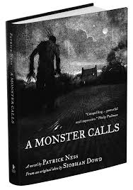 Review of the Day  A Monster Calls by Patrick Ness      fuseeight A