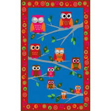 Owl Area Rug Owl Area Rug Wayfair
