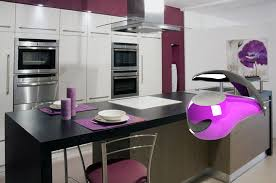 cuisine violette violette