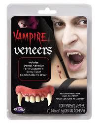 combat vampire teeth for insertion top of vampire teeth as