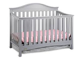 How To Convert Graco Crib To Toddler Bed by Graco Graco Harbor Lights Convertible Crib Pebble Gray Baby