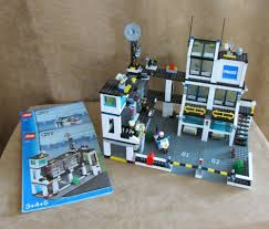 lego city police station 7744 retired set from 2008 lego