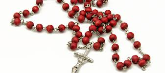 a rosary say a rosary with your family or youth catholics
