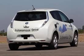 nissan leaf zero emission video coming next from nissan u2013 self drive cars by the year 2020