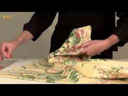 Making Pleated Drapes Diy How To Make A Pleated Drapery Heading Youtube