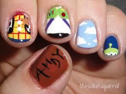 10 amazing u0027toy story u0027 manicures toy google images and toy