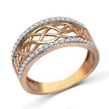 rings bands designs images Designer rose gold diamond wedding band ring for women jeenjewels jpg