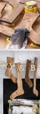diy wood stockings diy wood vintage inspired and stockings