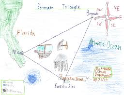 Bermuda Triangle Map 2017 Mapmaking Contest Osher Map Library