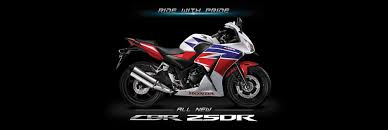 honda cbr cost new 2015 honda cbr250r launched with more power u0026 twin headlamps