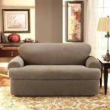 3 piece t cushion sofa slipcover 3 piece t cushion slipcovers for sofas cotton duck t cushion sofa