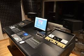 Studio Desk Furniture by Awesome Recording Studio Desk H68 For Your Home Decorating Ideas