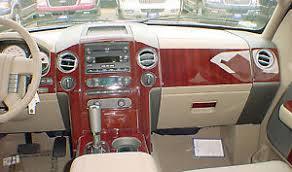 Toyota Camry Interior Parts Fits Toyota Camry 07 09 Interior Wood Pattern Dash Kit Trim Panels