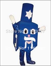 where to buy a dreidel aliexpress buy mascot dreidel mascot costume custom fancy