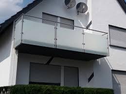 balkon edelstahlgel nder balkon geländer mit glas