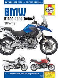 bmw r1200 dohc twins 10 12 haynes repair manual haynes manuals
