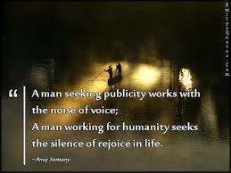 Seeking Voice A Seeking Publicity Works With The Noise Of Voice A
