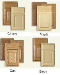 Unique  Kitchen Cabinet Wood Types  Kitchen Cabinet Wood - Different kinds of kitchen cabinets