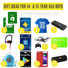 christmas gifts for a 15 year old boy home design inspirations