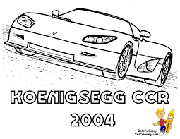 koenigsegg ccx drawing striking supercar coloring free super cars coloring